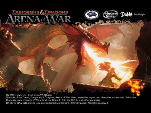 dungeons and dragons arena of war apk