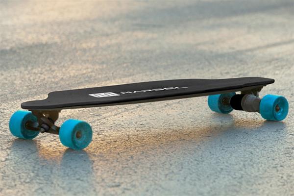 板友必備!全球最輕薄電動滑板! 香港手機遊戲網 Gameapps Hk