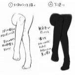 【宅藝術】工口畫家網上教你畫出噴血黑絲長腿!