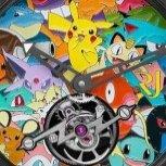 瑞士錶商推《Pokemon》主題手錶!