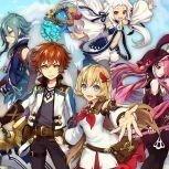 MMOJRPG手遊《Alchemia Story》事前登錄開放,帶著角色去冒險!