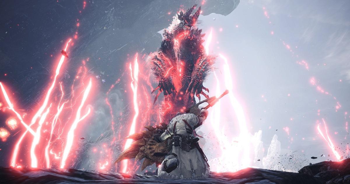 《魔物獵人 世界:ICEBORNE》獄狼龍明天正式登場 武器裝備率先睇