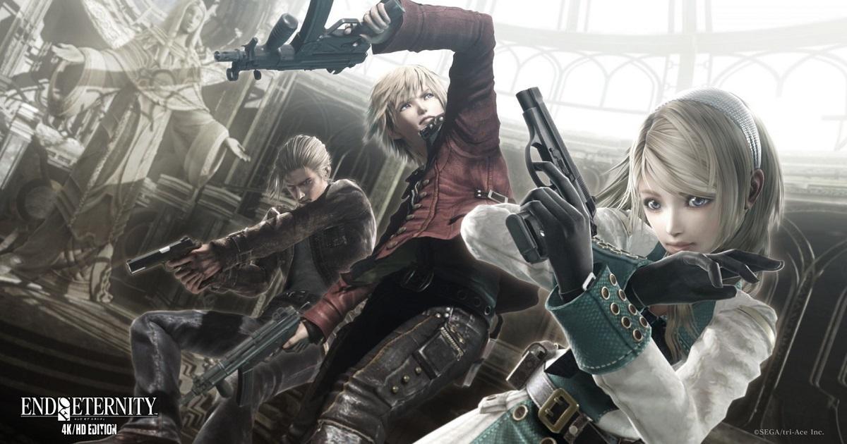 槍擊多重奏 RPG《永恆的盡頭》高清中文版現已推出