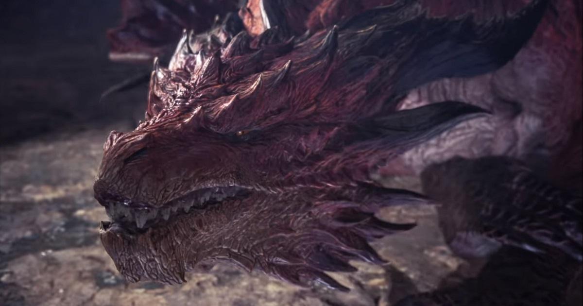 《魔物獵人 世界:ICEBORNE》神秘古龍真面目曝光