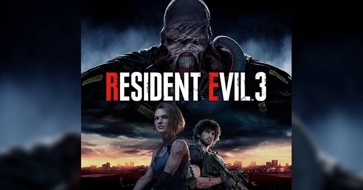 傳《Biohazard Re:3》將在12月10日正式公佈