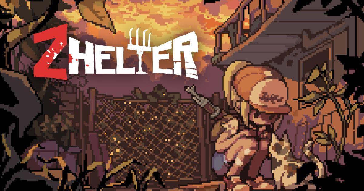 堅系吸引星露谷喪屍版 《防僵屍基地 Zhelter》上架Steam