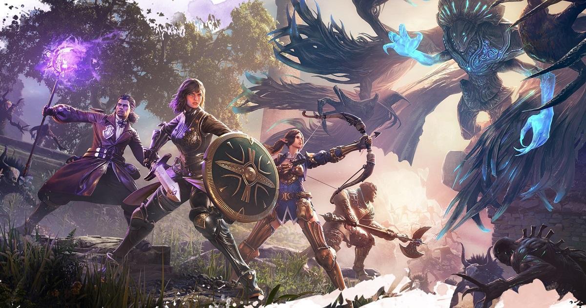 免費開放世界線上 RPG《Bless Unleashed》明年登陸 Steam