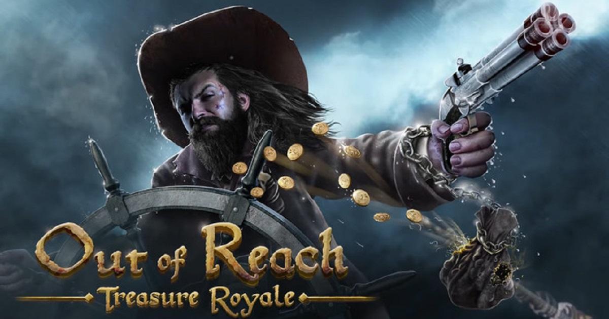 海盜版免費大逃殺新作《Out of Reach 寶藏大逃殺》即將登陸 Steam