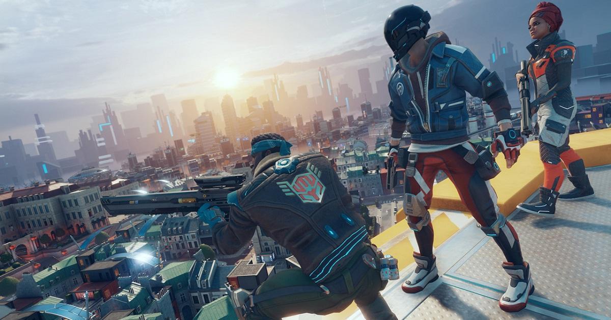 Ubisoft 加入大逃殺戰場 免費新作《超能競地》發表