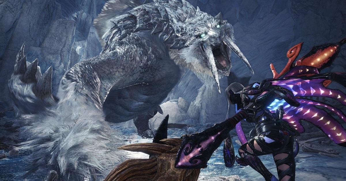 《魔物獵人世界 Iceborne》最後的白騎士今日登場 週年紀念祭典再度回歸