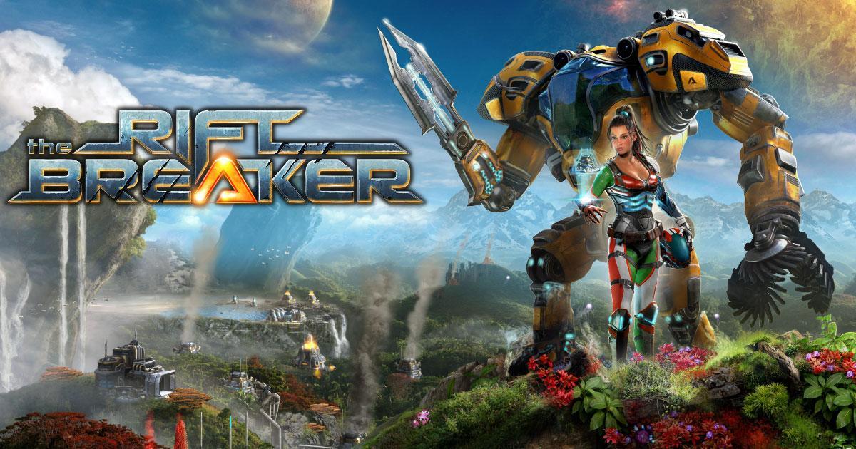 建設基地抵抗千萬外星生物《銀河破裂者》免費試玩 Steam 率先登場