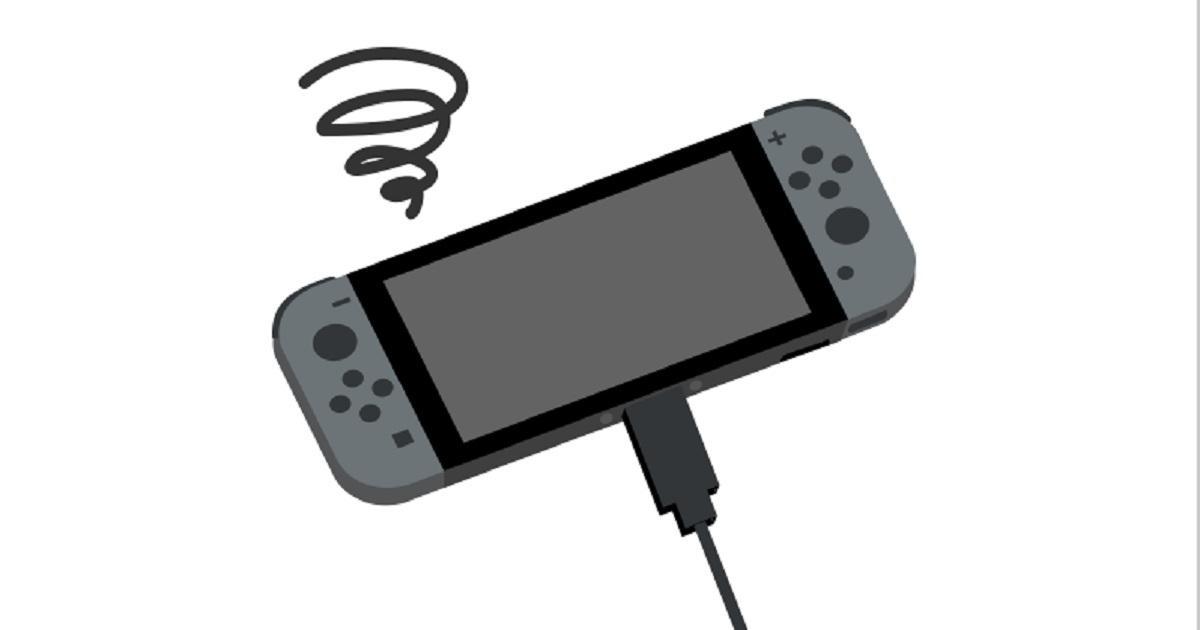 老任提提你 Switch 唔玩都要記得充電