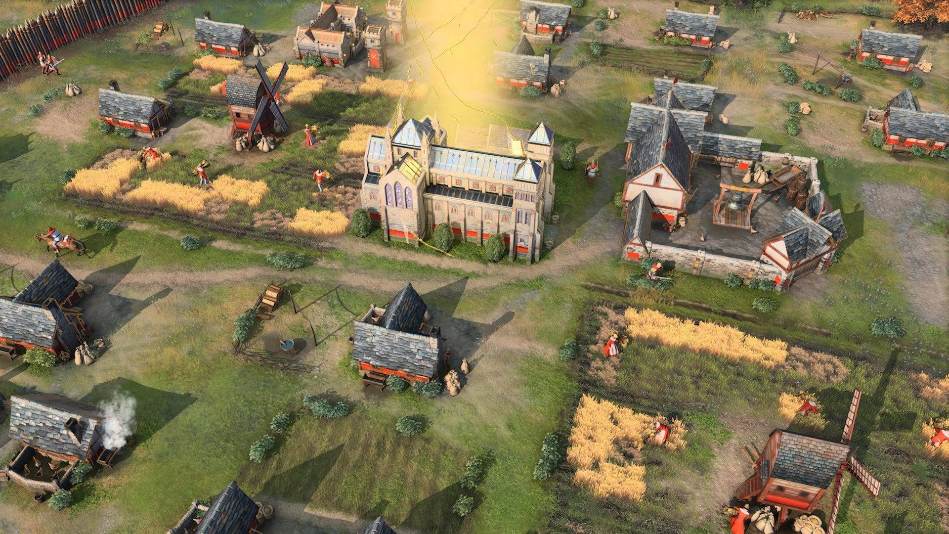 世紀帝國4 Age of Empires IV