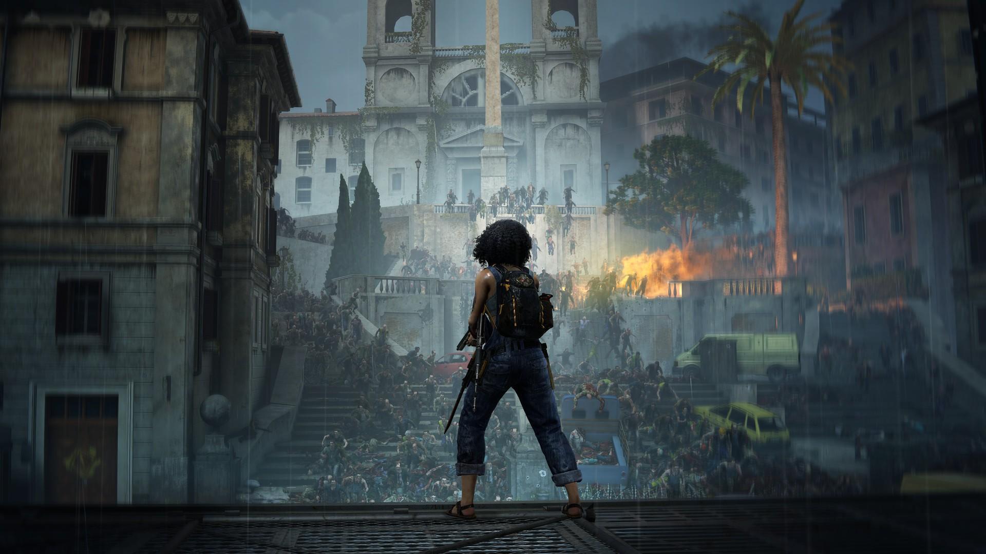 喪死迷必玩《World War Z: Aftermath》Steam上架