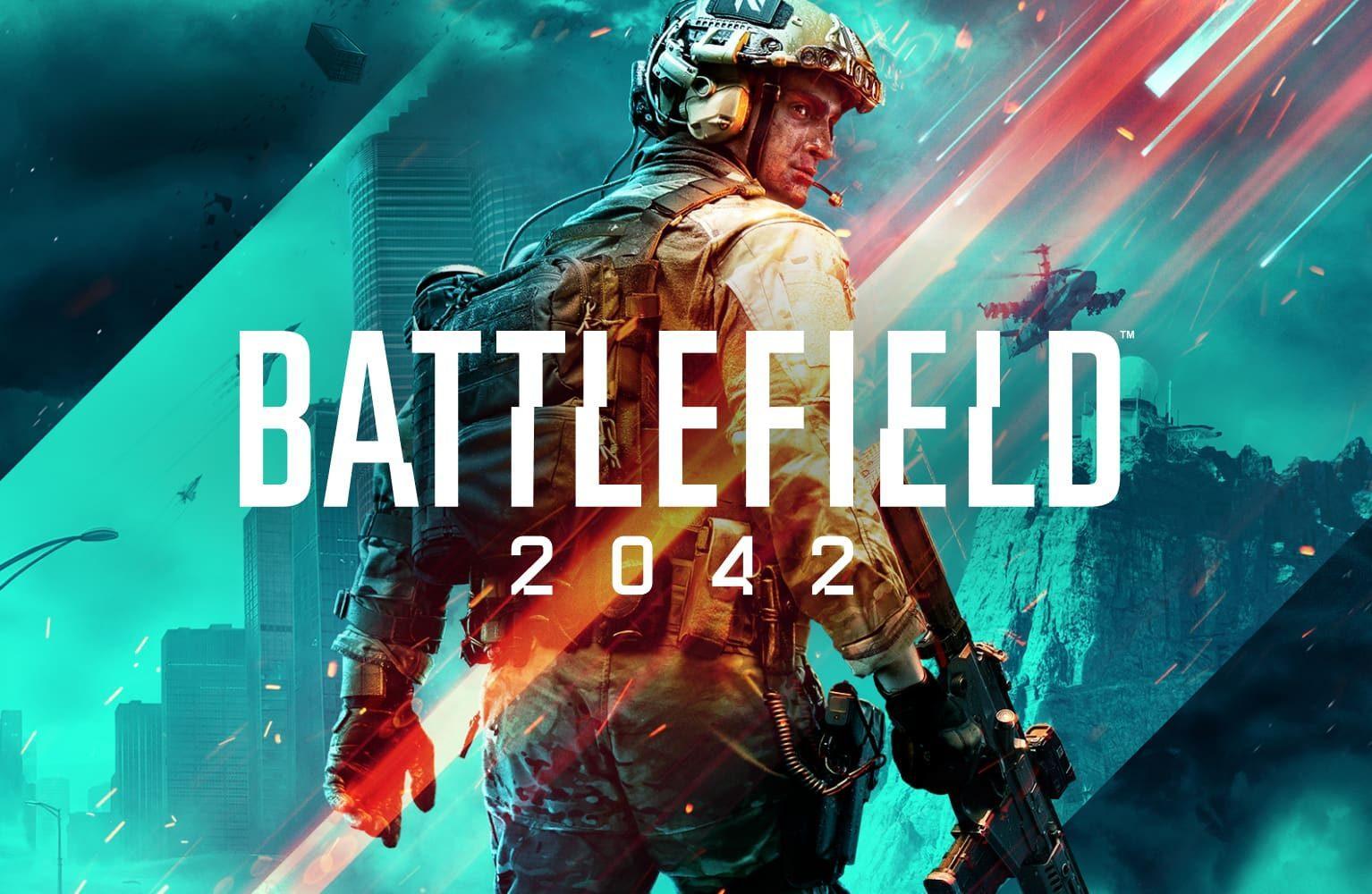 Battlefield 2042 Official Gameplay Trailer E3 2021