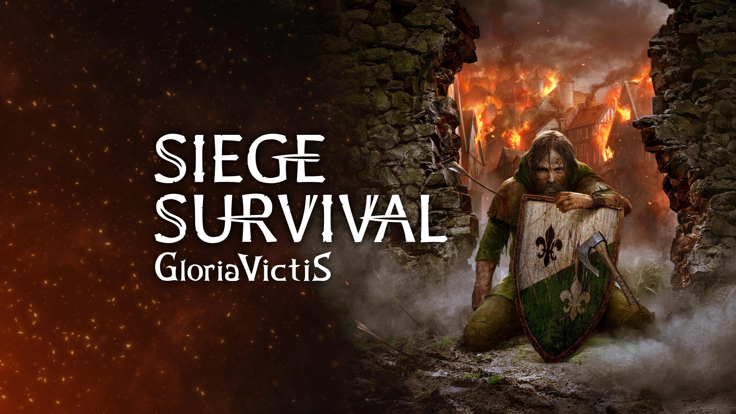 《SIEGE SURVIVAL: GLORIA VICTIS》DLC 「THE LOST CARAVAN」
