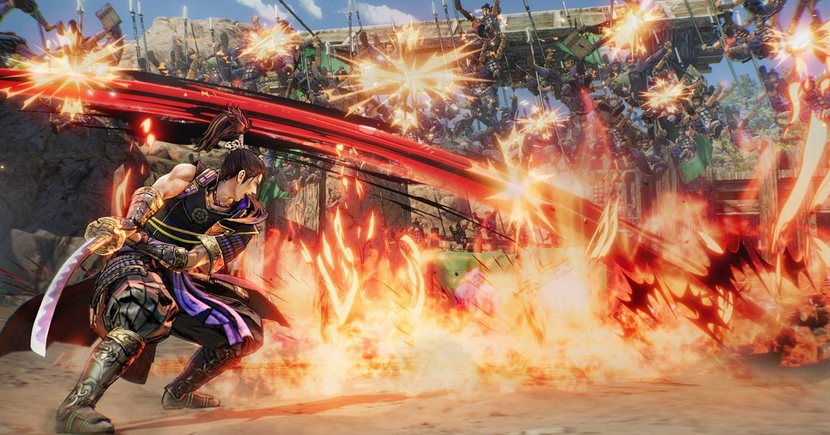 《战国无双5》Steam 版即将发售 免费试玩率先登场