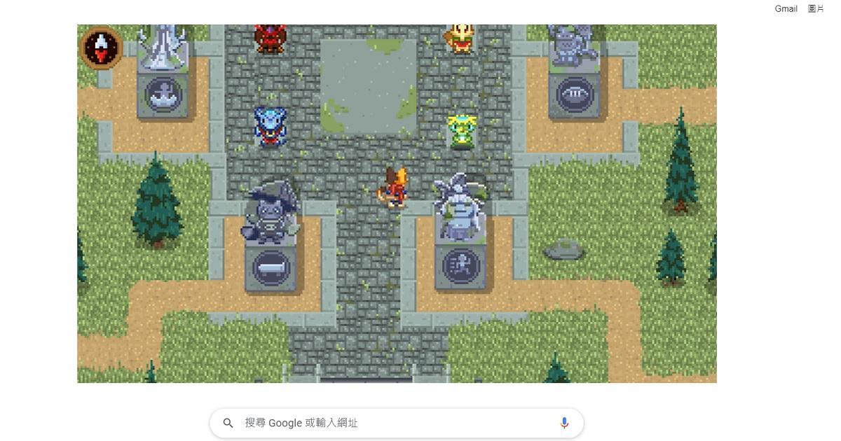 Google免费游戏推荐,祝贺奥运开幕 一起勇闯冠军岛