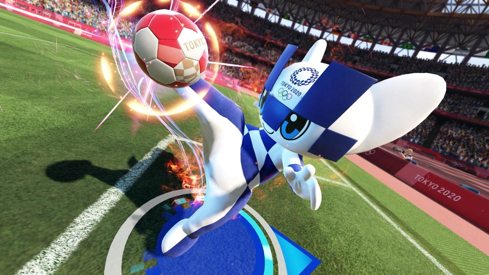 Steam免费好玩的游戏有哪些?庆祝奥运会开幕免费玩《东京奥运官方游戏》