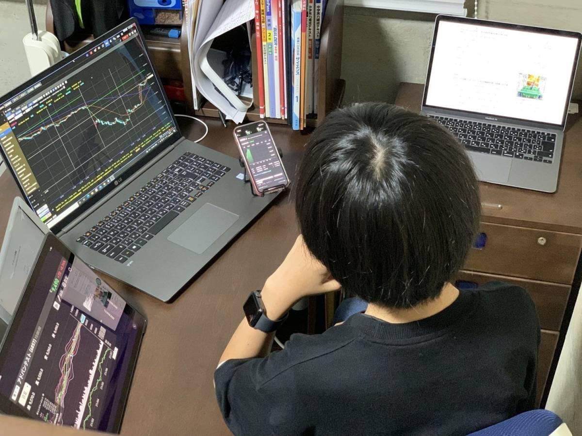 日本小学生股神一年炒股赚千万 人生目标领先一筹